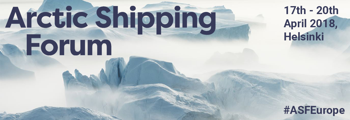 Arctic Shipping Forum Europe Email Banner logocolour