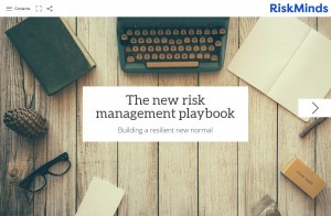 RiskMinds eMagazine: The new risk management playbook