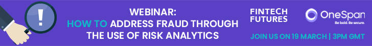 FinTech Futures webinar: How to address fraud through the use of risk analytics?